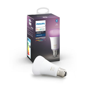 Philips Hue White & Colour Bluetooth E27