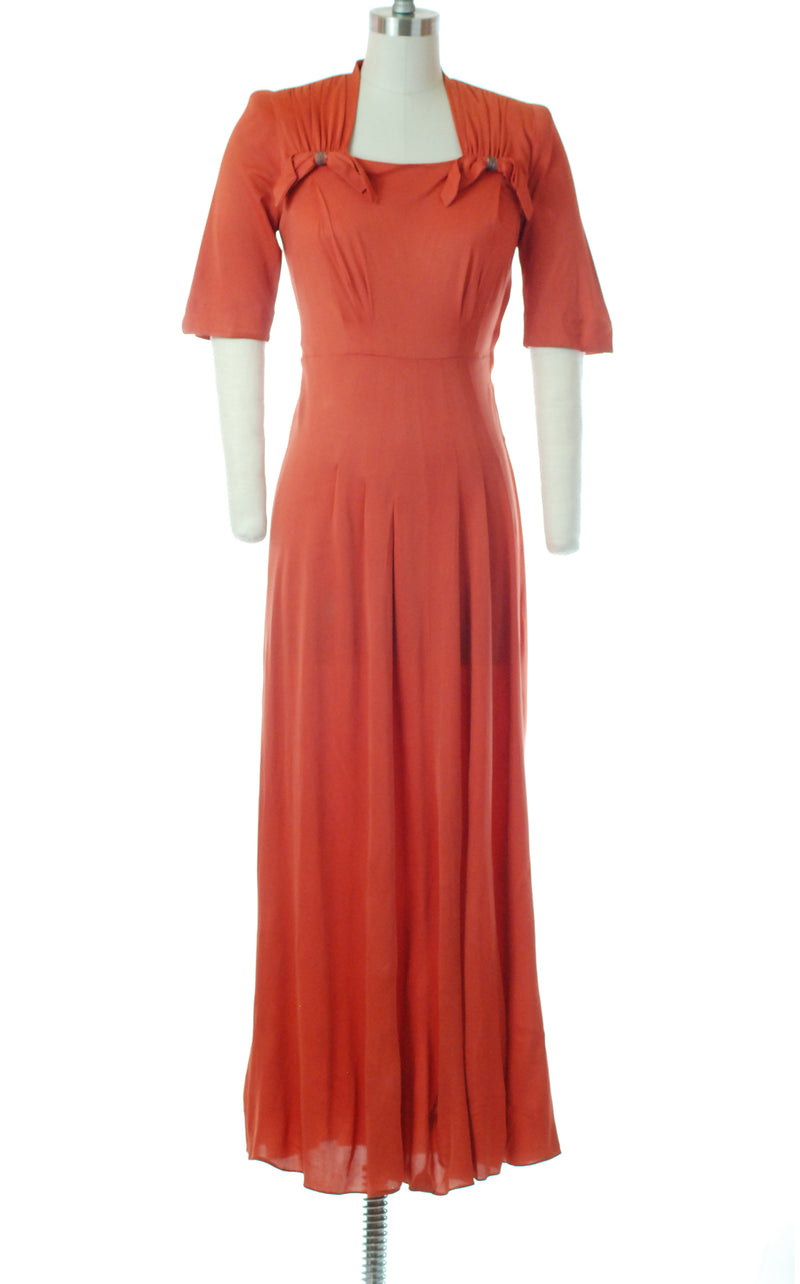 Gorgeous 1950s Sleeveless New Look Dress with Nipped Waist and Soutache