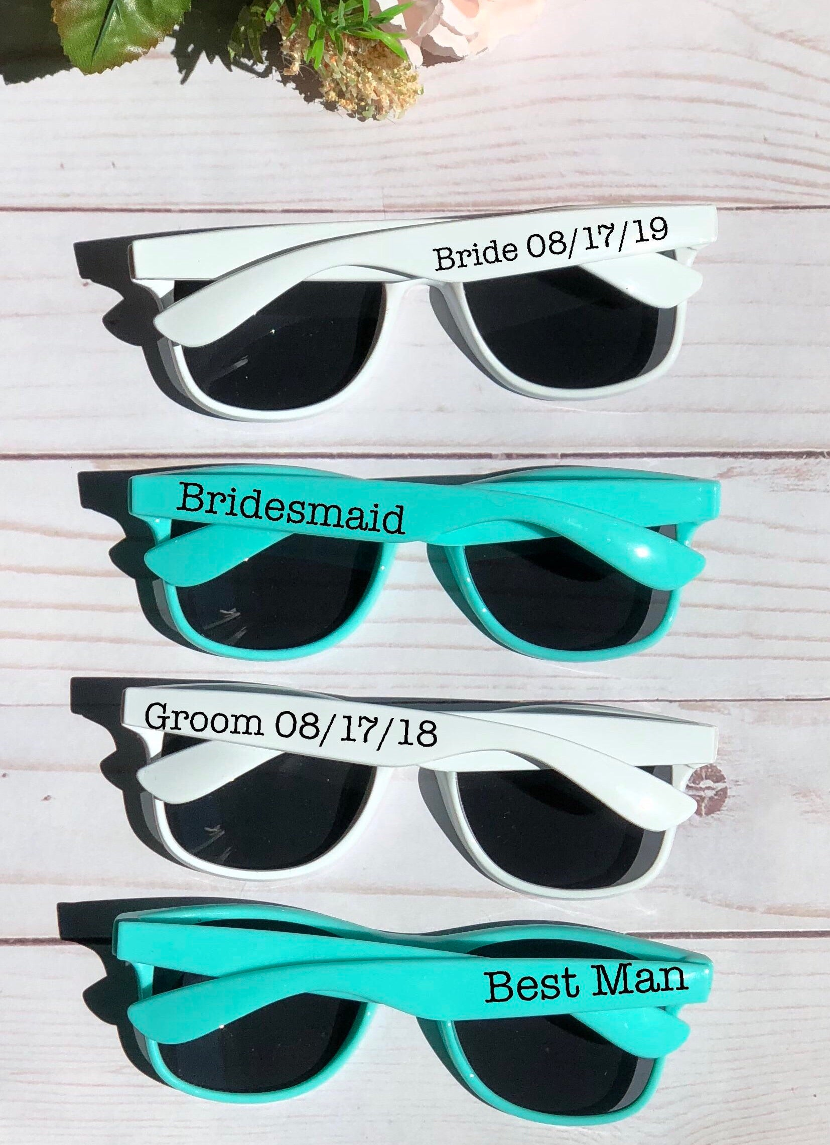 Wedding Party Sunglasses – Rocky Socks and Apparel