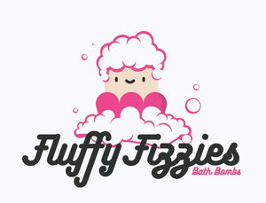Fluffy Fizzies Bath Bombs