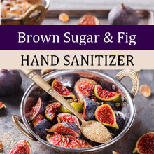 Brown Sugar & Fig Hand Sanitizer