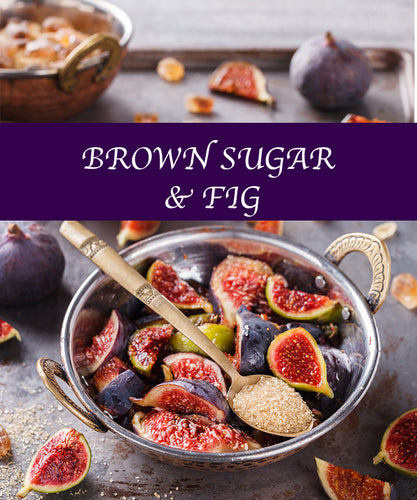 Brown Sugar & Fig Foaming Soap
