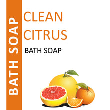 Clean Citrus Bath Soap