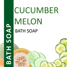 Cucumber Melon Bath Soap