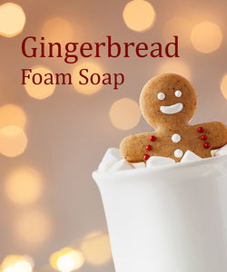 Holiday Foaming Soap