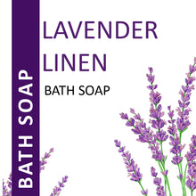 Lavender Linen Bath Soap