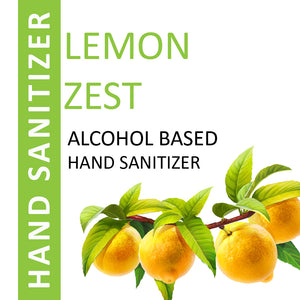 Lemon Clean Alcohol Based Hand Sanitizer