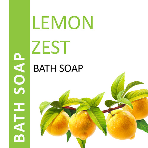 Lemon Zest Bath Soap