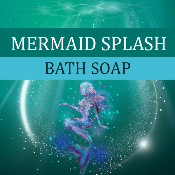 Mermaid Splash Bath Soap
