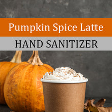Pumpkin Spice Latte Hand Sanitizer