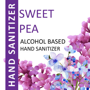Sweet Pea Hand Sanitizer