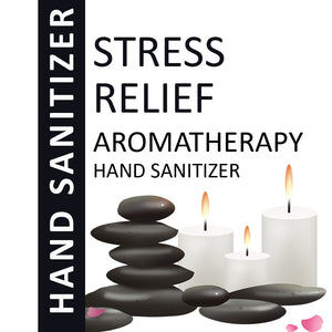 Stress Relief Aromatherapy Hand Sanitizer