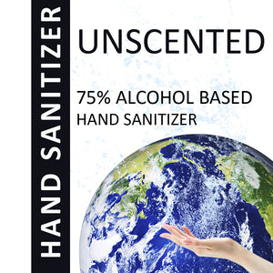 Unscented Alcohol Based Hand Sanitizer