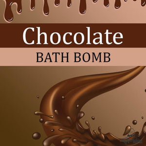 Chocolate Bath Cube