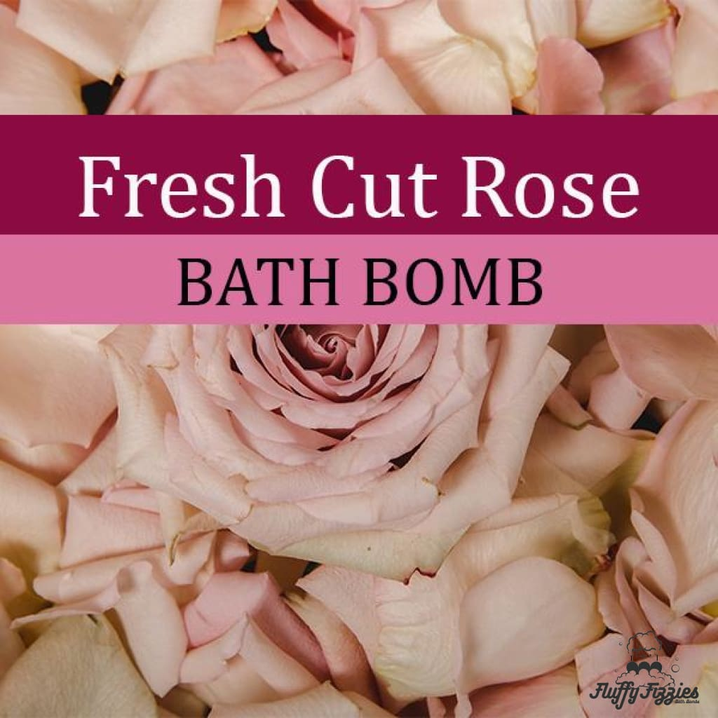 Fresh Cut Rose Bath Cube