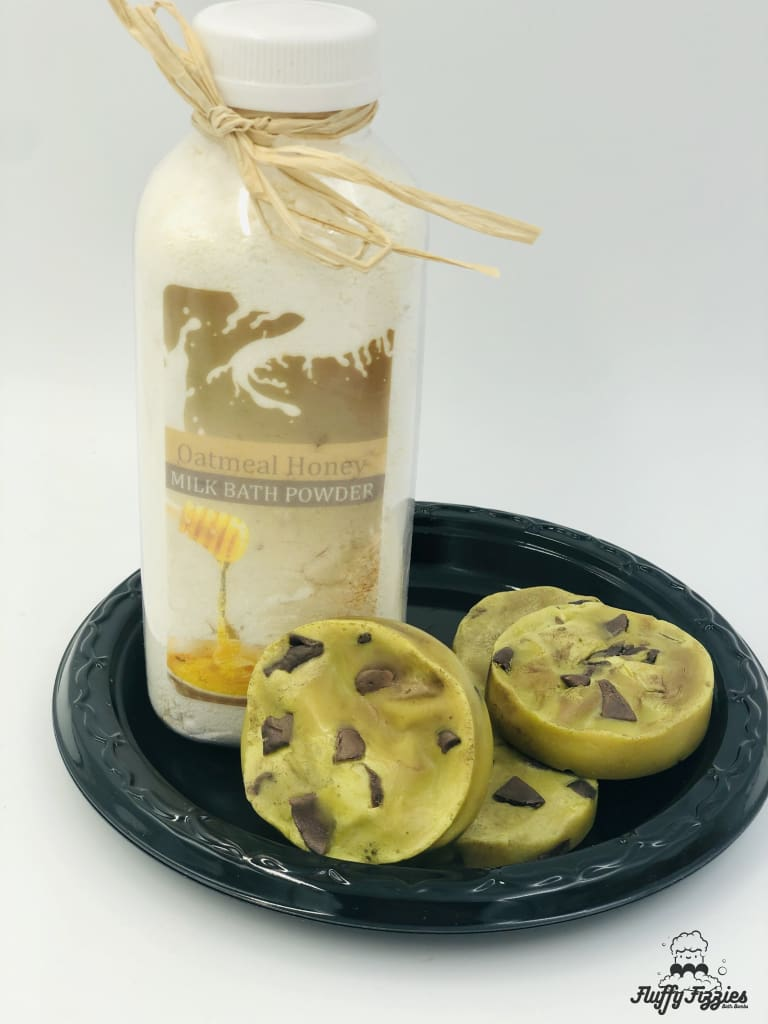 Milk and Cookies Soap