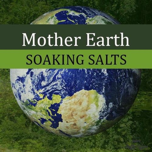 Mother Earth Soaking Salt