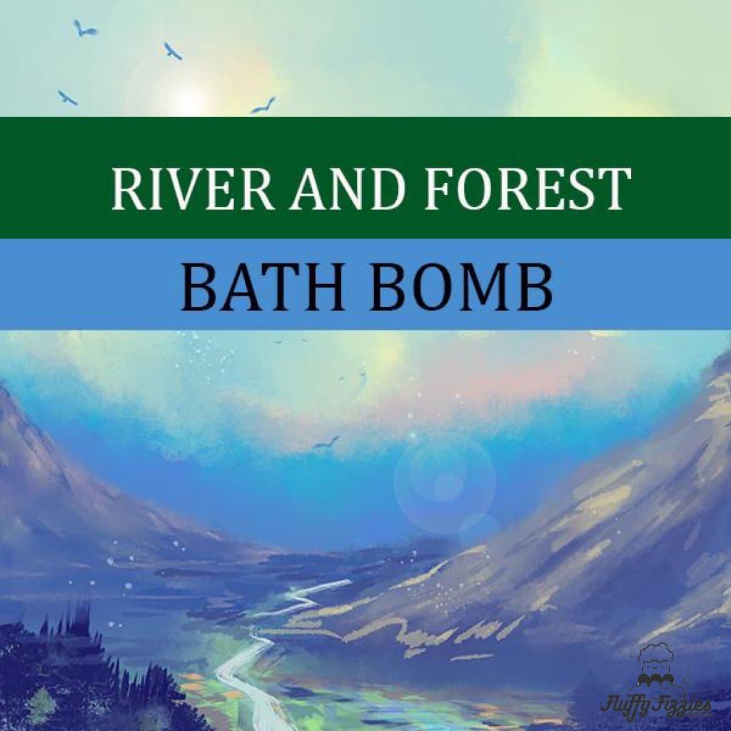 River and the Forest Bath Cube