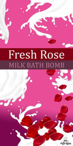 Rose Milk Bath Powder