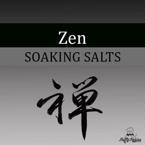 Zen Soaking Salt