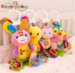 Hanging Crib/Mobile Fun Animal Characters