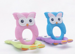 Owl Baby Silicone Teether - BPA Free