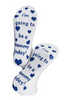 Inspirational Labor Push Socks and MAM Pacifier Gift Set