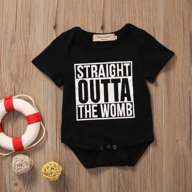 Straight Outta The Womb