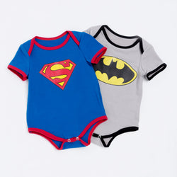 Superman/Batman Onesie