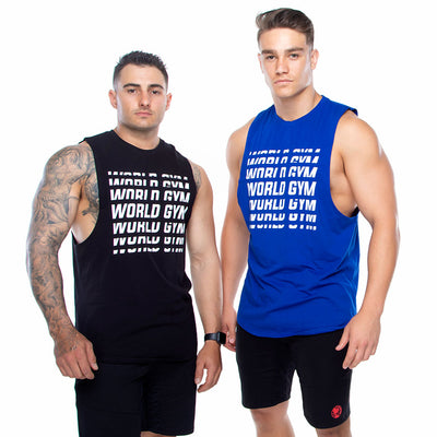 Mens sleeveless tee Summer 2020