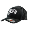 Cap with World Gym Logo - Flexfit