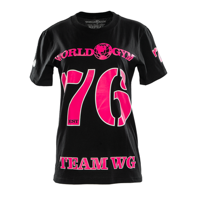 Team World Gym T-shirt