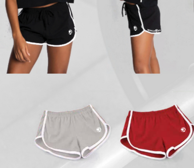 NEW Cotton Running Shorts Ladies