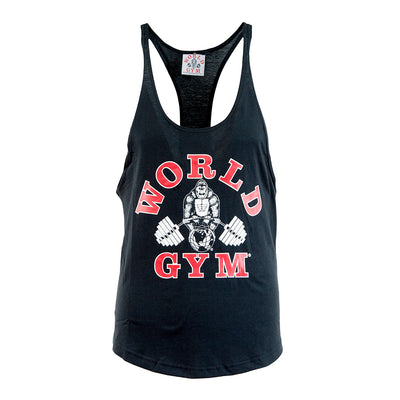 Stringer Singlet World Gym Gorilla