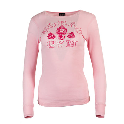 Thermal Longsleeve Womens Shirt