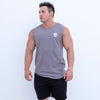NEW Sleeveless Tee Small Logo