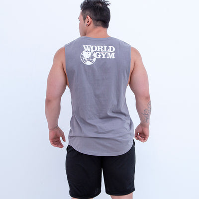 SS 19/20 Sleeveless Tee Small Logo