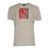Fitted Vintage Mens World Gym T-shirt