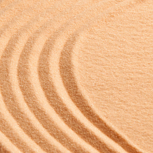 Beige coloured sand (1 cup)
