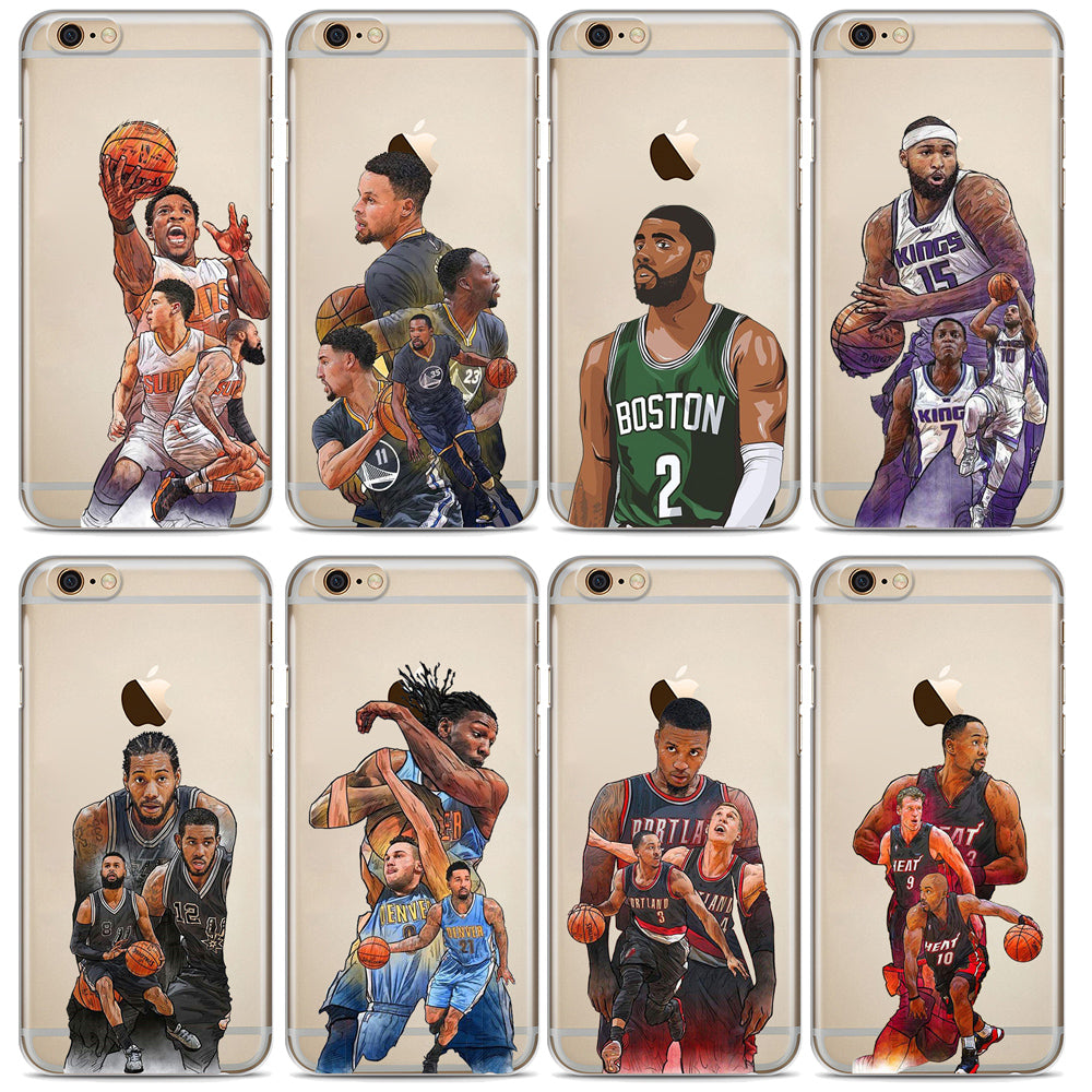 Basketball Phone Cases For iPhone Series II