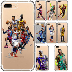 Basketball Phone Cases For iPhone Series I