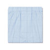 Blue With Navy Line Check 100% Cotton Boxer Short