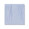 Plain Blue 100% Cotton Boxer Short