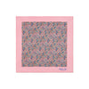 Pink Paisley 100% Cotton Handkerchief