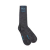 Short Grey Heavy Sports Wool Socks