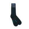 Short Dark Green Heavy Sports Wool Socks