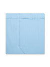 Classic Boxer Shorts in a Plain Sky Blue Poplin Cotton