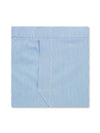Classic Boxer Shorts in a Blue & White Fine Bengal Poplin Cotton