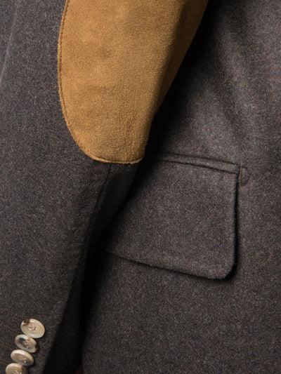 Brown Woollen Coat