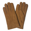 Cork Brown Sheepskin Gloves